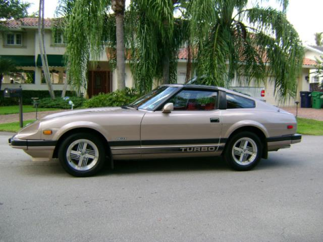 nissan 280zx base turbo for sale in bradenton florida classified. Black Bedroom Furniture Sets. Home Design Ideas