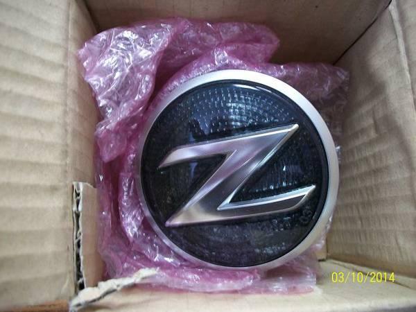 Nissan 350z Emblem Nissan 350z