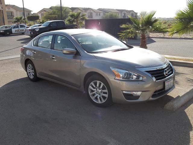 Nissan Altima 2013 With Warranty For 100,000 Miles