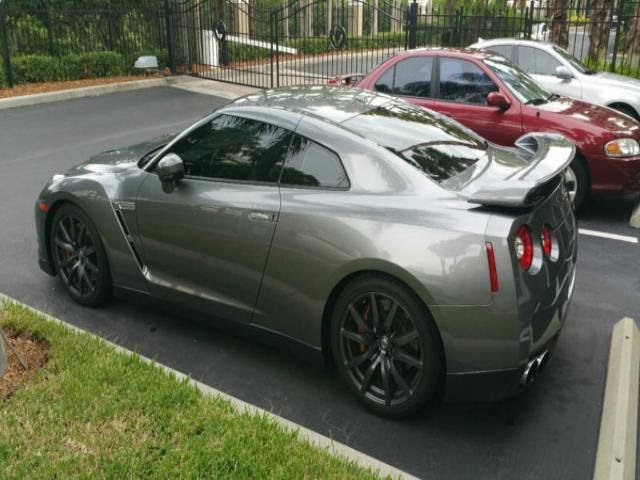 Nissan GT-R Premium Coupe 2-Door for Sale in Ponte Vedra Beach ...