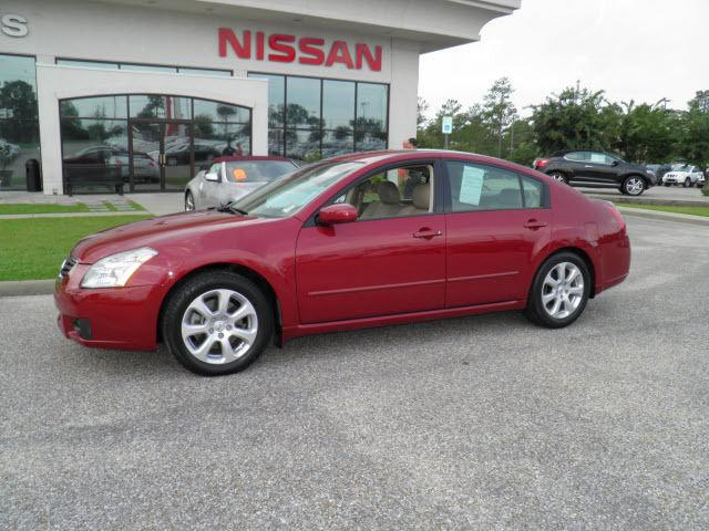 nissan maxima 2007 2007 nissan maxima car for sale in dothan al 4421365120 used cars on. Black Bedroom Furniture Sets. Home Design Ideas