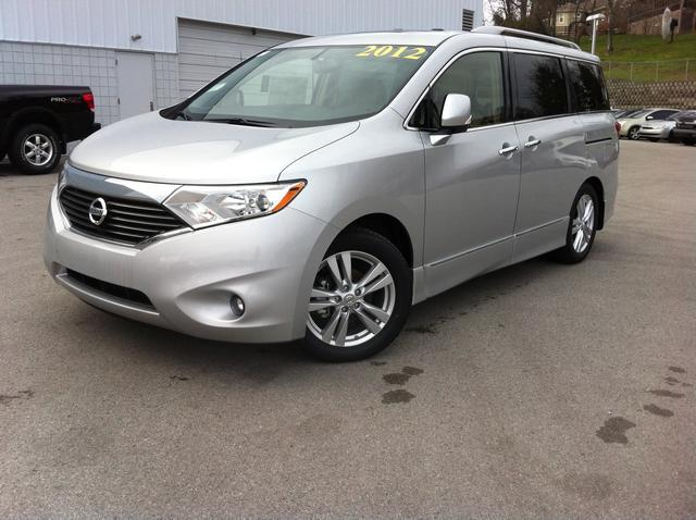 nissan quest 2012 for sale in london kentucky classified. Black Bedroom Furniture Sets. Home Design Ideas
