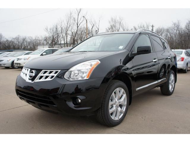 nissan rogue awd sv 4dr crossover 2013 for sale in bacone oklahoma classified. Black Bedroom Furniture Sets. Home Design Ideas