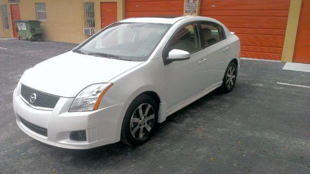 nissan sentra 2012 special edition for sale in miami. Black Bedroom Furniture Sets. Home Design Ideas