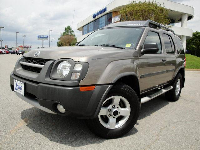 nissan xterra 2004 2004 nissan xterra car for sale in chattanooga tn. Black Bedroom Furniture Sets. Home Design Ideas