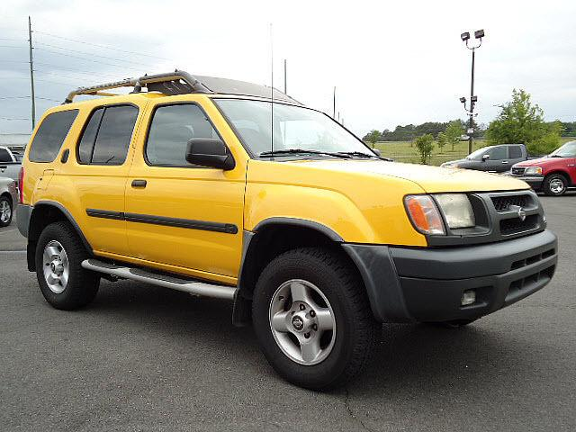 nissan xterra se 2001 2001 nissan xterra se car for sale in cleveland tn 4427093025 used. Black Bedroom Furniture Sets. Home Design Ideas