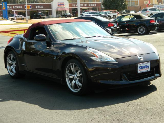 nissan 370z roadster touring 2dr convertible 7a 2010 for sale in birmingham alabama classified. Black Bedroom Furniture Sets. Home Design Ideas