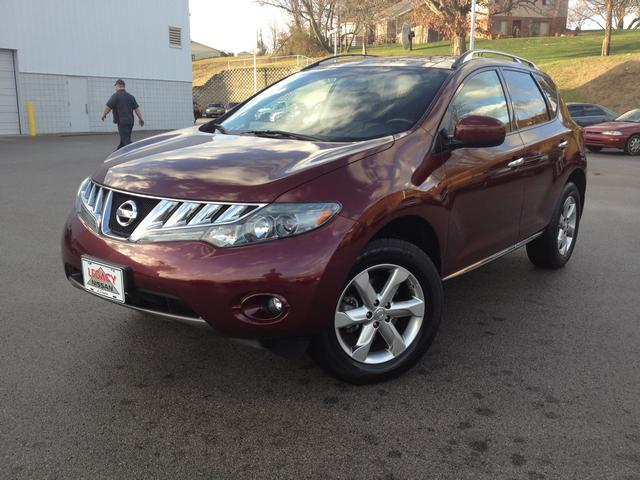 nissan murano 2009 for sale in london kentucky classified. Black Bedroom Furniture Sets. Home Design Ideas