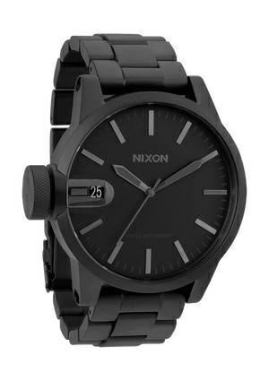 Nixon Chronicle SS Matte Black - $250