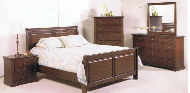 No Downpayment Lafayette Queen Bedroom Suite Winston