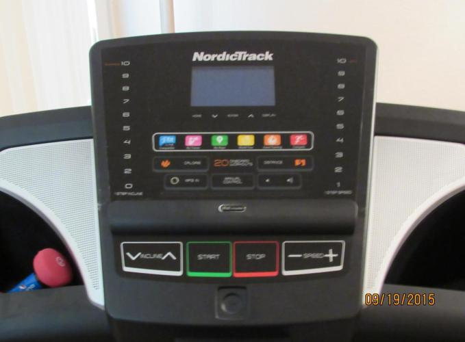 Nordic Track Treadmill For Sale In Lakeland Florida
