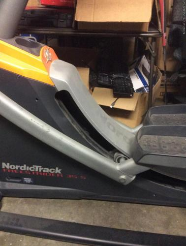 Nordic Tract Elliptical Exercise Machine For Sale In Simi