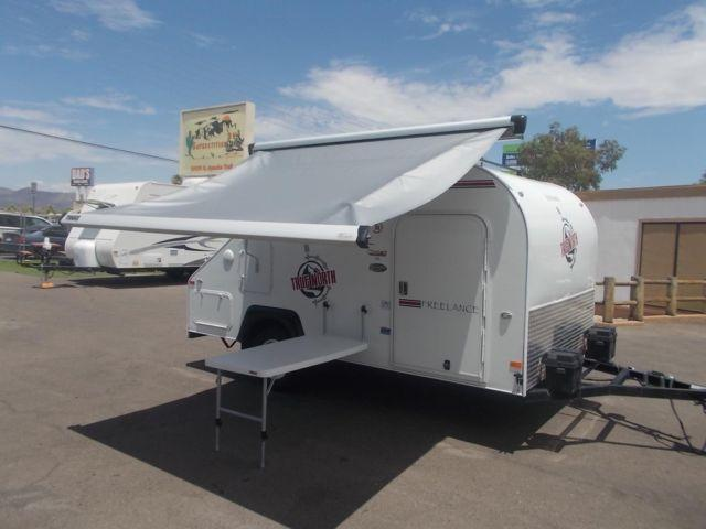 Fantastic 2011 16BH Sportsmen Classic 16 Ft RV Travel Trailer For Sale In