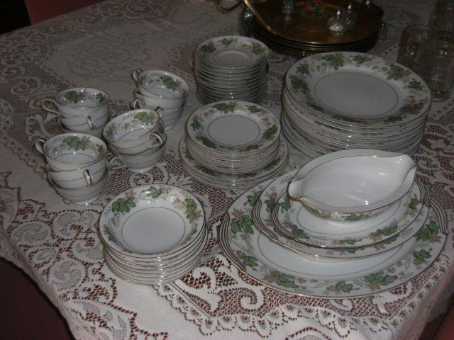 Noritake China Daphne Pattern 5312 For Sale In Spencer