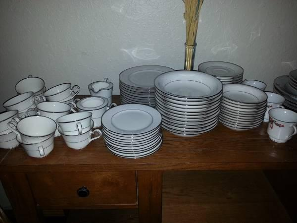 noritaki sorrento China and misc china - $375