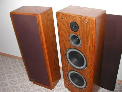Norman Laboratories Speakers