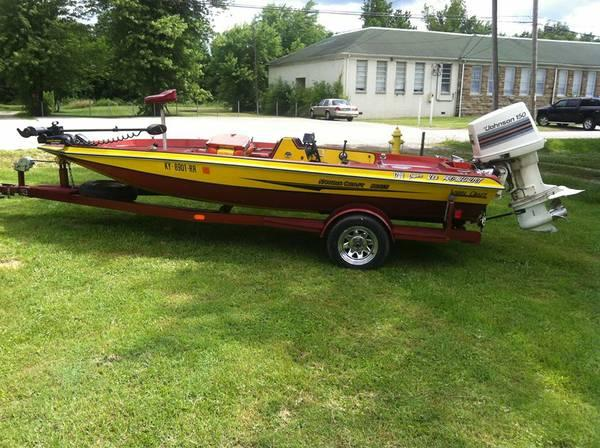 norris craft boat for sale for sale in morehead