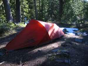 North Face Tadpole 2 person tent - $60 (River Road) & North Face Tadpole 2 person tent - (River Road) for Sale in Eugene ...