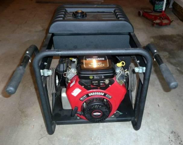 North-Star 10,000 Watt Pro Series Generator wVanguard 16 HP Engine