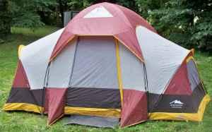 Northwest Territory Skyline Dome Tent Teal
