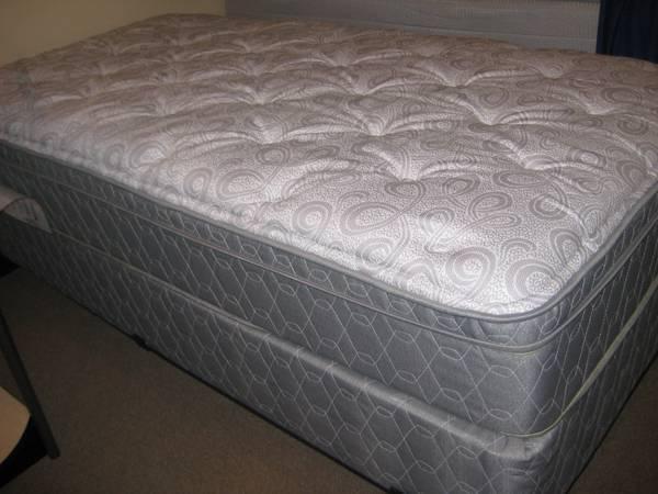 norton eurotop king mattress set same day delivery no - Same Day Mattress Delivery
