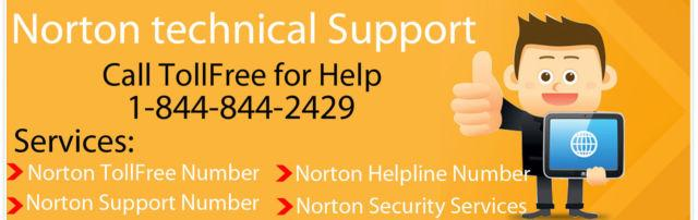 Norton Support Number 1-844-844-2429 Toll Free Number