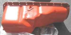 NOS Chevy Big Block Oil Pan Off L6 454 - $90 (Columbus)