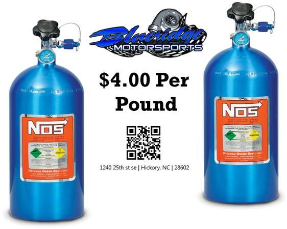 Nitrous Oxide For Sale >> Nos Nitrous Oxide Refills In Hickory