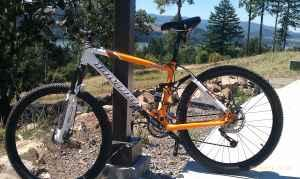 Novara Bliss mountain bike NICE - $600 (fox hollow)