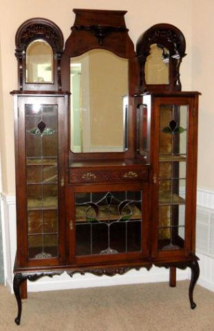 NOW HALF PRICE! Lovely Antique Victorian Carved Wood