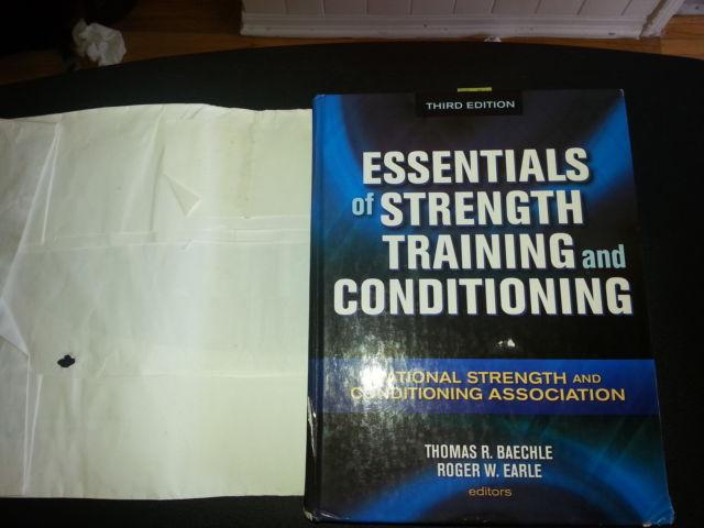 NSCA National Strength & Conditioning Assoc  CSCS & Personal