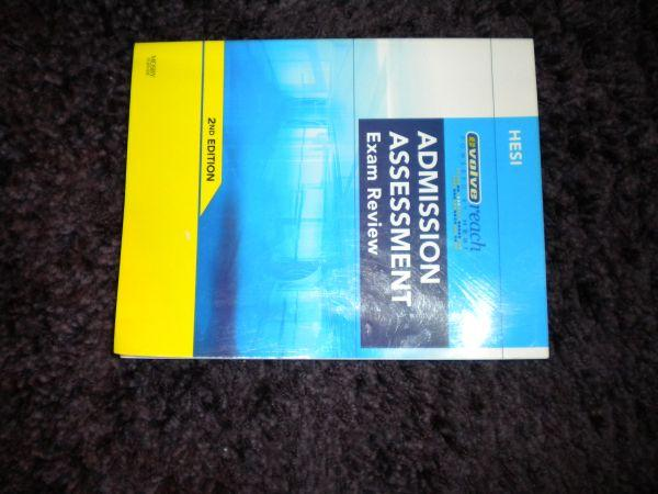 HESI Admission Assessment Exam Review Edition 4