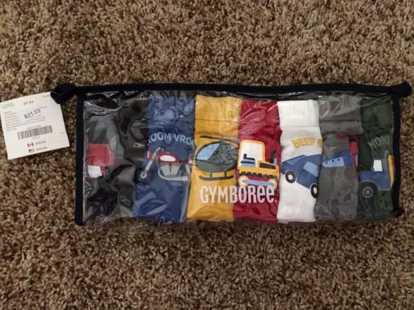 NWT Gymboree boy clothes