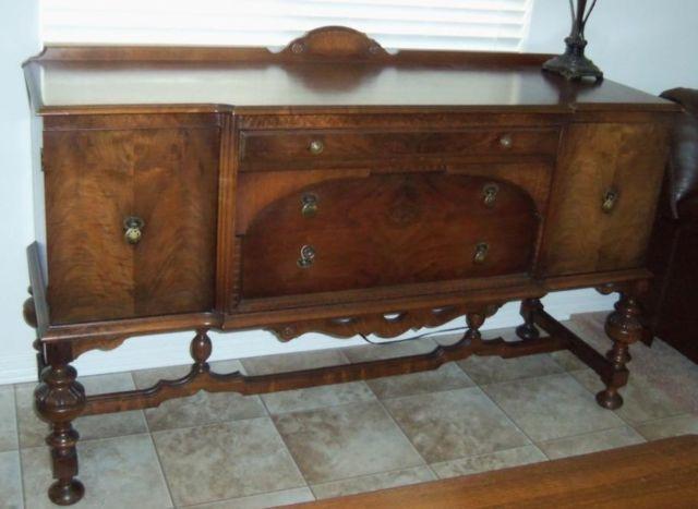 o w richardson co buffet antique furniture for sale in murrieta california classified. Black Bedroom Furniture Sets. Home Design Ideas