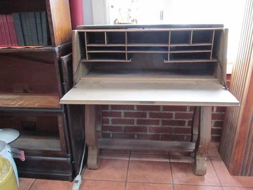 oak desk for sale in massillon ohio classified. Black Bedroom Furniture Sets. Home Design Ideas
