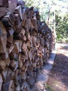 OAK FIREWOOD - $75 (Ruston)