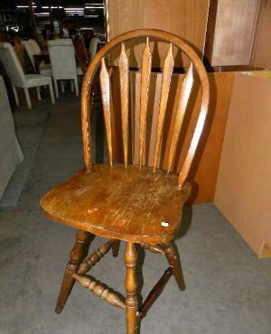 Oak Swivel Stool 710 Locust Street For Sale In Fayetteville North Carolina Classified