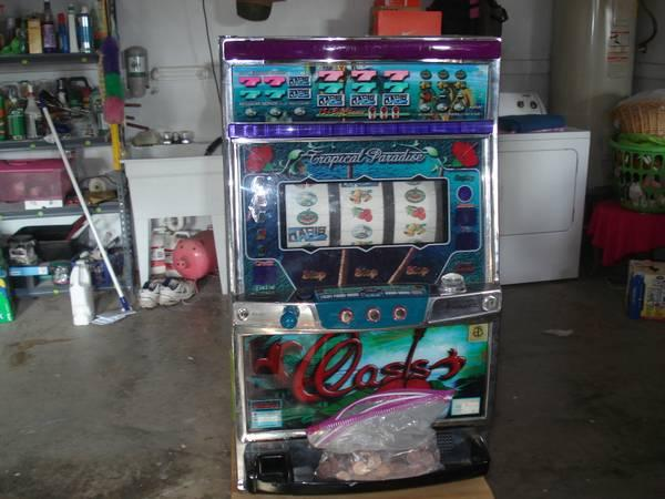 used slot machines for sale in florida