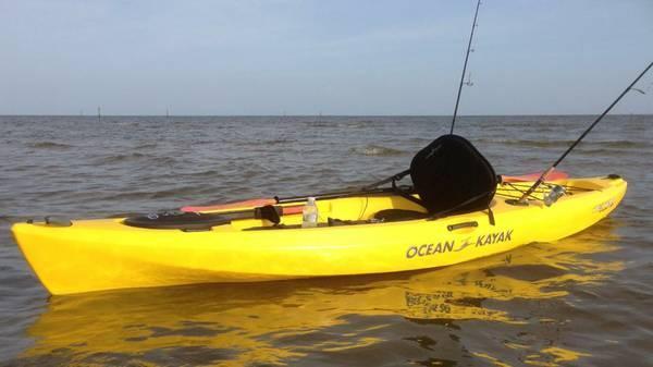 Ocean Kayak For Sale >> Ocean Kayak Tetra 10 Angler For Sale In Long Beach Mississippi