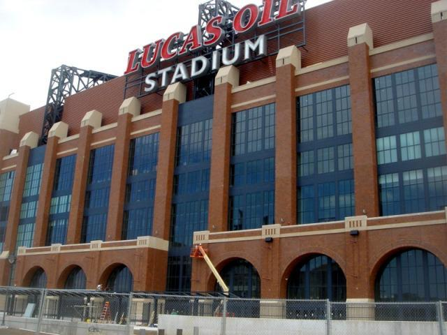 Oct 19th bengals colts bus trip tailgate for sale for Terrace end zone lucas oil stadium