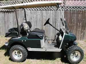 Off Road Golf Cart For Sale In Ocala Florida Classified