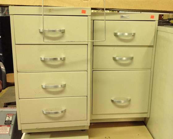 OFFICE CABINETS / FILING CABINETS - $45