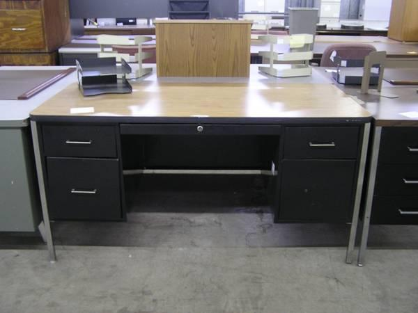 Office Desks L Shaped Metal Wood Used Desks Starting At