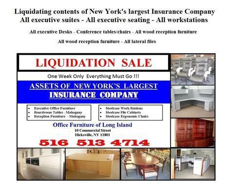 Pleasing Office Furniture Liquidation For Sale In Hicksville New Interior Design Ideas Philsoteloinfo