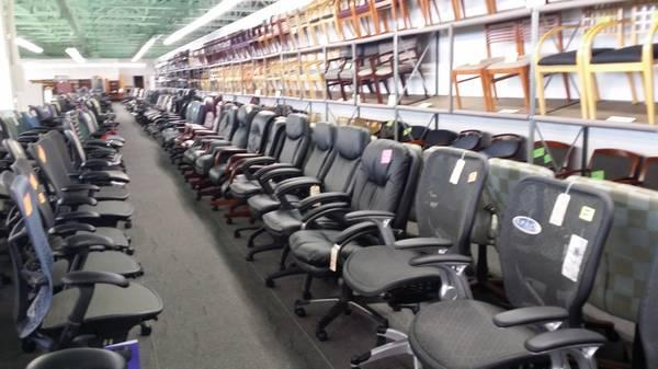 OFFICE FURNITURE / USED / NEW/ MEGA STORE