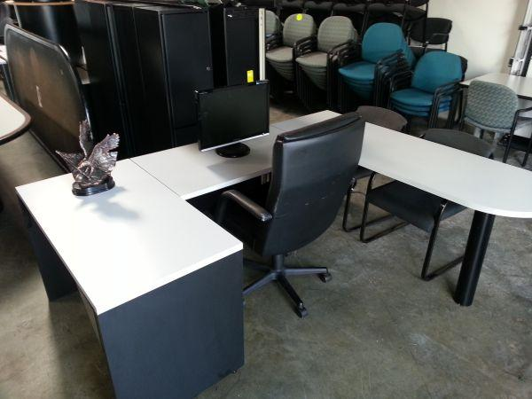 Office furniture warehouse sale this weekend 60 90 off for Furniture 90 off