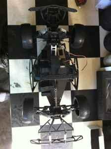 Ofna Hyper sc10 4x4 RC Truck - $175 North side