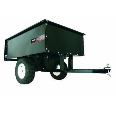 Ohio Steel 16 cu  ft  1250 lb  Capacity Steel Dump Cart