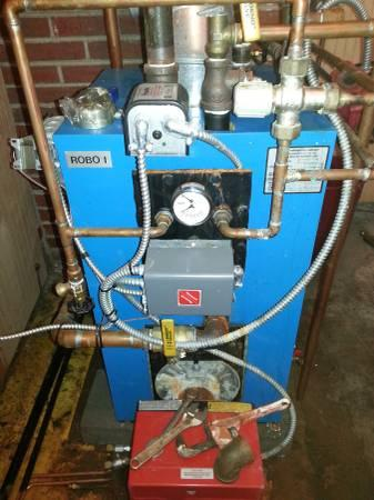 Oil Furnace Like New For Sale In Richmond Virginia