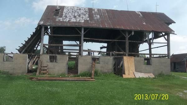 Old Barn Dismantling **FREE**